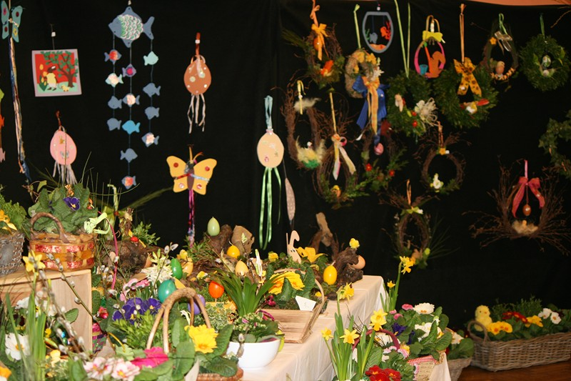Archives for mars 2013 paroisse protestante de saverne - Decoration table printemps ...