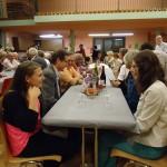 discussion entre jeunes