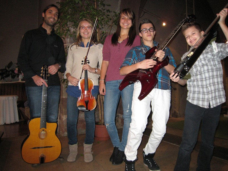 Savernois musiciens