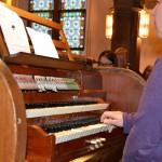 orgue gros plan