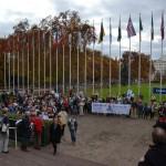 Conseil de l'Europe vue d'ensemble