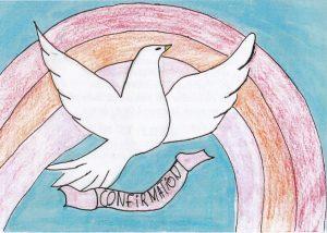 feuille de culte illustration